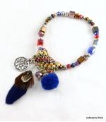 Bracelet Plume Solène